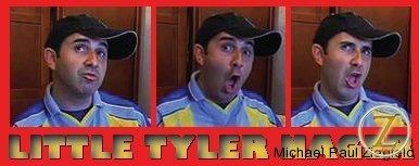 Little Tyler Nager