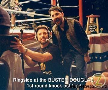 Buster Douglas KnockOut Fight