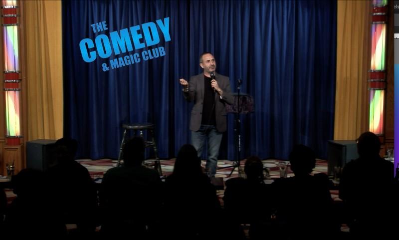 Comedy & Magic Club