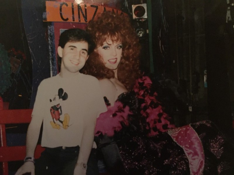 Intro to stage tech career & Drag Queens 1988