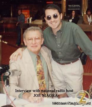 Joe Niagra - Radio
