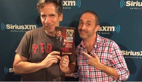 A chat with Broadway's Seth Rudesky on Sirius XM