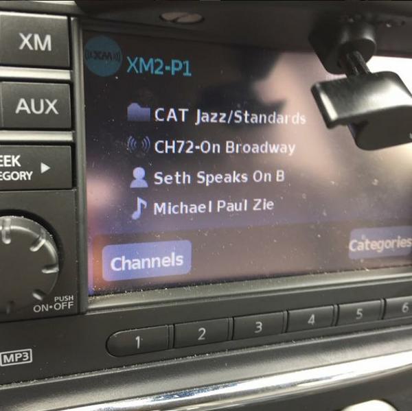 On Sirius XM!