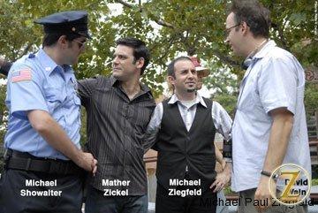 Showwalter, Zickel, Wain and I