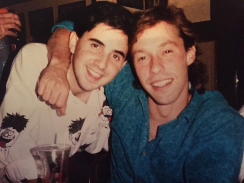 Tourville & Dean Tour skater, Jay Freeman