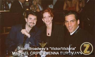 Victor/Victoria Cast