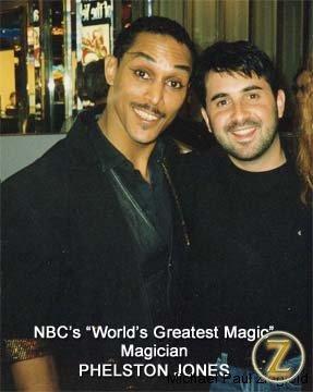 Magician, Phelston Jones