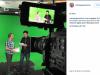 Directing Deepak Sethi (Family Guy) in his new ABC Digital pilot