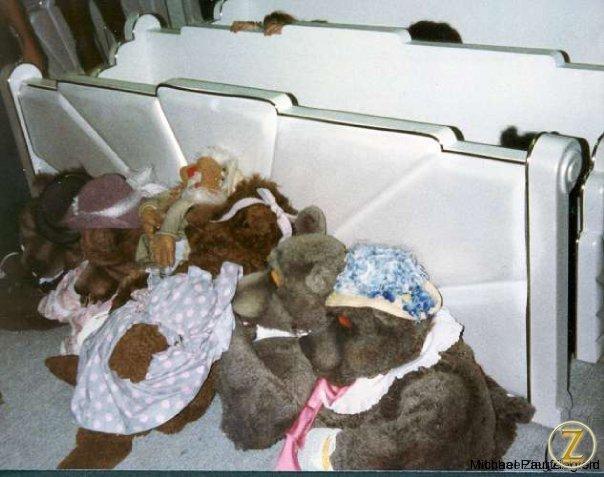 Bear Family Preset for Muppets Take Manhattan