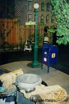 Sesame Street Post