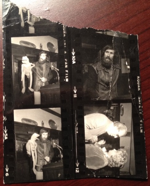 My Negative Proofs of Jim and Kermit