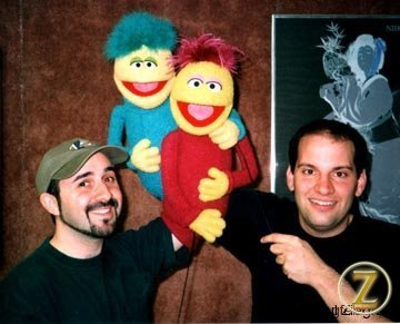 Some of the Anything Muppets