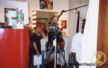 Dressing Room Scene