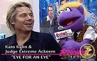 Interviewing Kato Kalin