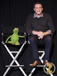 Kermit and Jason Siegel doing press