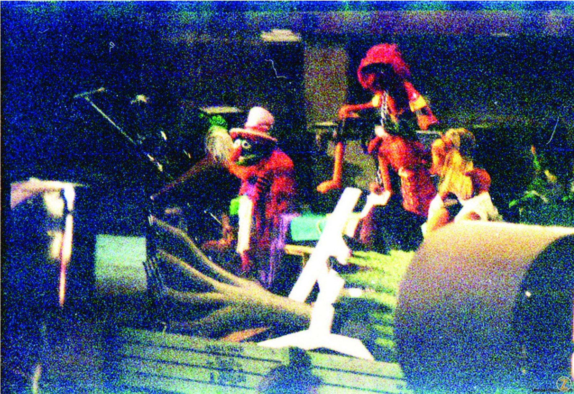 Electric Mayhem Band - Muppet Movie 1979