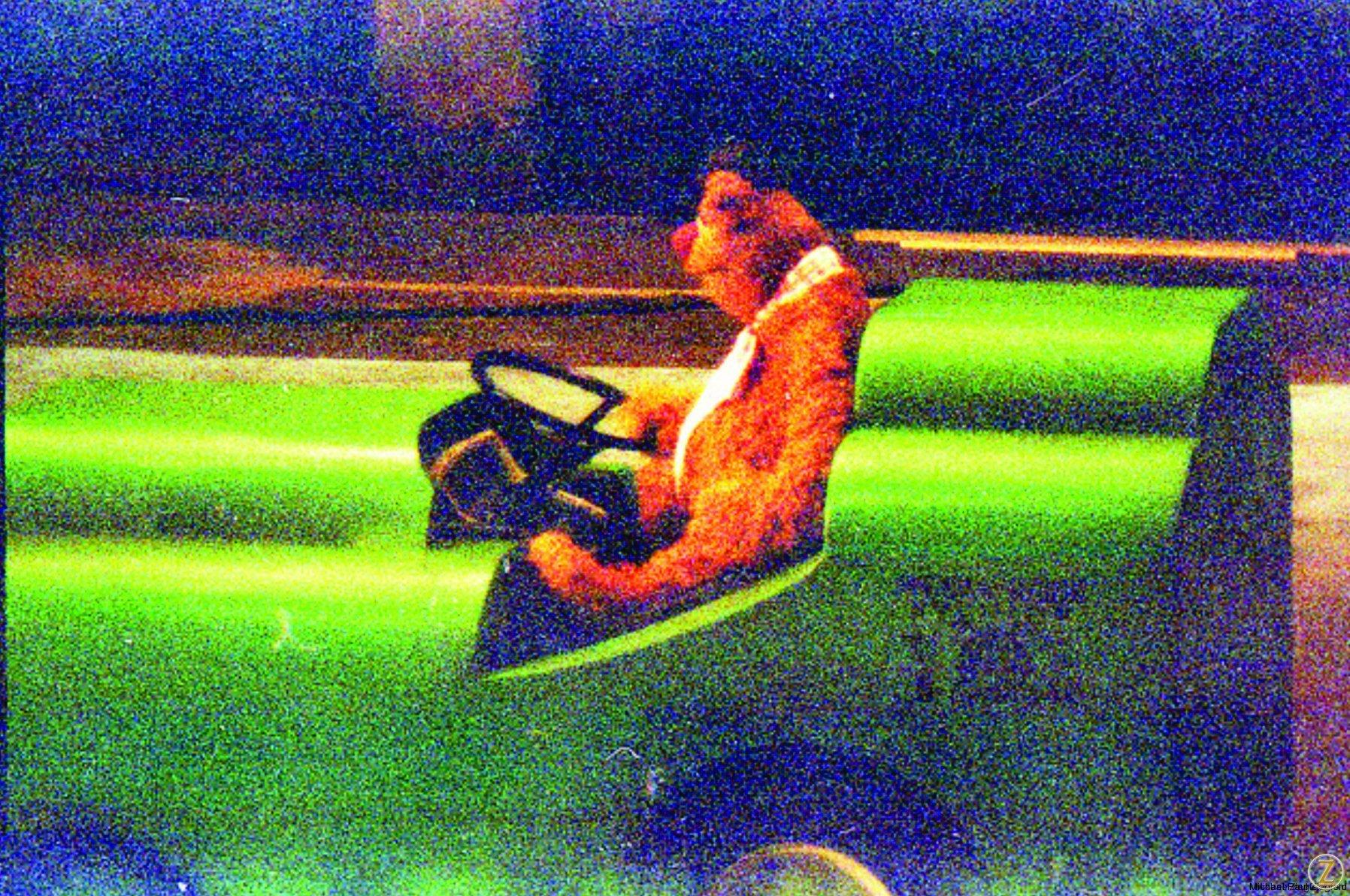 Fozzie bear - Muppet Movie 1979