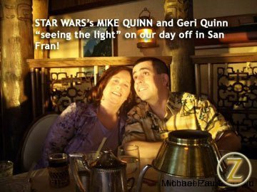 Mike (Star Wars) and Gerry Quinn