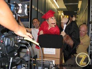 CJ & Peanut graduation