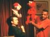 Improv scene with Kevin (Elmo)
