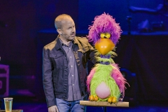Comedy Special with the bird of prey