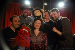 "Monkey News Source Improv show with MARK WALTON of  Disney's ""BOLT"