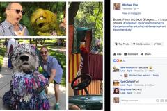 Puppet Fest - teaching