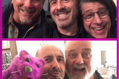 Muppeteers, Kevin Carlson, Bruce Lanoil, Tyler Bunch