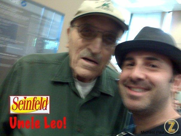 Uncle Leo!