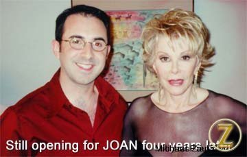 Joan Rivers 5 years still with her