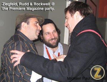 Rudd & Sam Rockwell