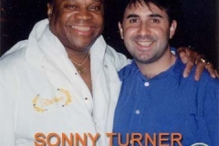 Sonny Turner of The Platters