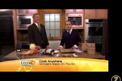 Comedy Cooking TV Segment