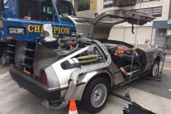 FX lead on Back the the Future's DeLorean