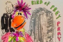 Fan Artwork of the Bird of Prey