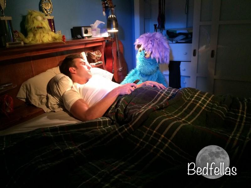 bedfellas scene