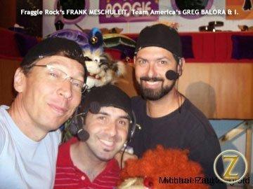 Frank Meshkuliet & Greg Ballora