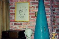 HOOPER's photo in Big Bird's home