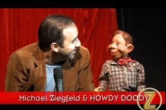 20 years later, directing howdy doody