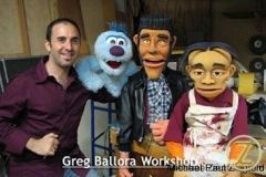 Ballora Workshop