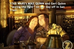 Mike and Jeri Quinn (star wars / muppets)